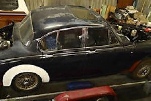 JAGUAR MK2 240 MKII Project, barn find, kit car, restoration 1969 Daimler
