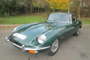 1970 JAGUAR E-TYPE S2