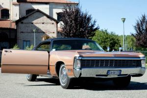 1970 IMPERIAL LEBARON COUPE! INCREDIBLE 25K ORIGINAL MILES!