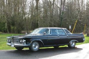 1962 Chrysler Imperial LeBaron  LOW MILES and Loaded Runs and Drives excellently