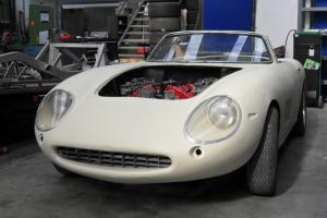 Ferrari 275 Nart Spider reconstruction  by Giordannengo for Sale