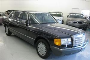 90,000 ORIGINAL MILES FLORIDA 2 OWNER RUST FREE CAR LIKE 560SEL STUNNING GARAGED