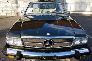 1974 MERCEDES-BENZ 450SLC COUPE LOW MI SERVICED