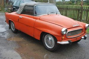 NO RESERVE SKODA FELICIA CABRIOLET LEFT HAND DRIVE NEEDS RESTORATION RUNS WELL  for Sale