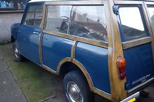 classic woody mini estate