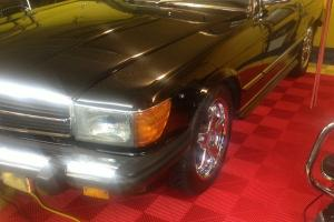 1986 AMG 560 SL MERCEDES