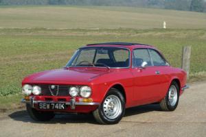 1972 Alfa Romeo 2000 GT Veloce RHD