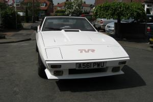 TVR Tasmin 350i A reg 1983, AWESOME CAR FOR AGE. 7 MONTHS MOT