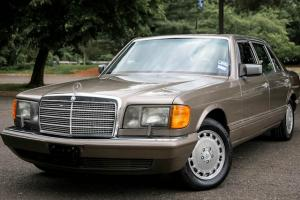 1987 Mercedes Benz 300 SDL 6cyl TURBO DIESEL Clean RARE Southern Vehicle NO RUST