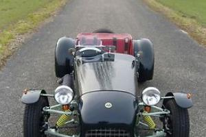 Lotus Six Recreation, Lotus MK6, Historic Registration (1955) Kitcar Super Seven