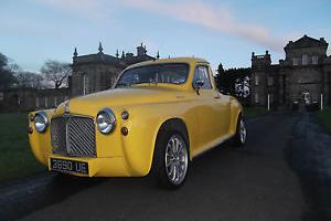 HISTORIC 1960 ROVER 100 YELLOW CONCORSE CONDITION TAX AND TEST