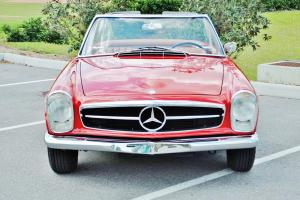 Fully restored to show 1963 Mercedes 230SL Convertible simply stunning very rare
