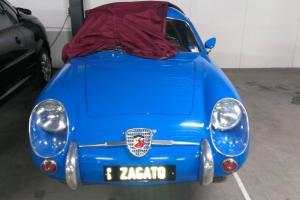 Fiat Abarth Zagato 750 GT 1959 ,Restored (Low reserve)