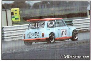 Sprint Hill Climb Rallycross Race Mini  Photo