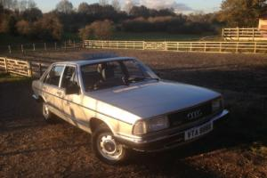 1982 Audi 100 L5S C2 - 2144cc - 1 Lady Owner From New With 73k Genuine Miles  Photo