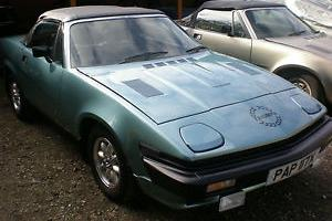 Triumph TR7 Convertible - Lovely Car 1981 5 speed - full mot - 5 owners,history