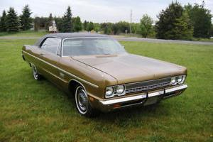 1969 PLYMOUTH FURY 111 2-COUPE V-8 318 CUBIC INC AUTO STUNNING CAR