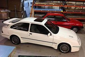 1987 Ford Sierra RS Cosworth in Diamond White - Well looked after example