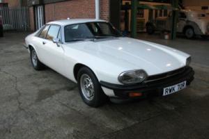 1977 Jaguar XJS Coupe