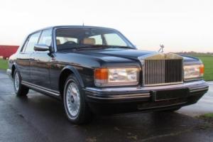 1997 R ROLLS-ROYCE SILVER DAWN 6.8 V8 4D 341 BHP