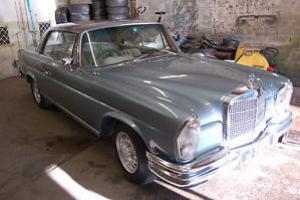 1968 MERCEDES-BENZ 280 SE COUPE (WIII) AUTO