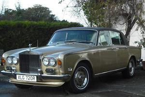 ROLLS ROYCE / Bentley Willow Gold, Low Mileage 67k Flared wheel arch