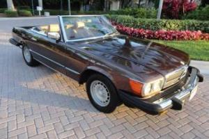 1981 Mercedes-Benz 380SL! Clean CarFax, Hard Top, Low Miles - We Finance