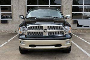 DODGE RAM LONGHORN 5.7L HEMI 1500 2012 PICK UP TRUCK