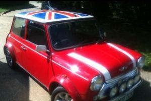 Rover Mini Cooper Sport - very unique one of a kind - not BMW