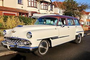 1954 DESOTO POWERMASTER STATIONWAGON, VERY RARE, COLLECTORS /INVESTMENT CLASSIC
