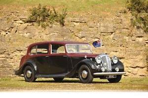 Daimler DE 27 4,095cc Six-light Limousine - 1946