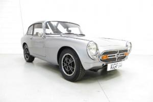 An Incredible Honda S800 Coupe with Competition Success and Last Owner 40 years