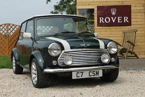 October 2000 Rover Cooper LE