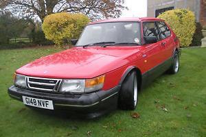 Saab 900 turbo classic