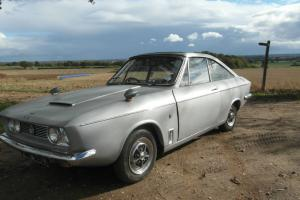 Bond Equipe 2 Ltr Coupe Last Out of Factory  Photo