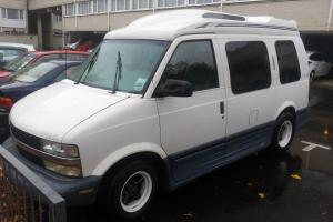 chevy day van