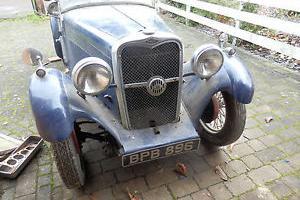 Singer Nine Le Mans 1934