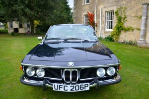 BMW 3.0 CSI 1975 SUPERB RESTORED EXAMPLE CSL CS 3L