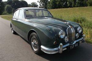 Jaguar MK II 3.4 RHD