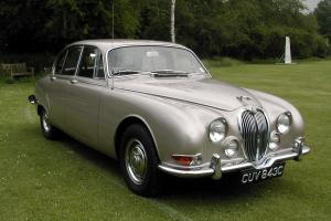 A FANTASTIC 1965 S-TYPE 3.8 MANUAL/OVERDRIVE
