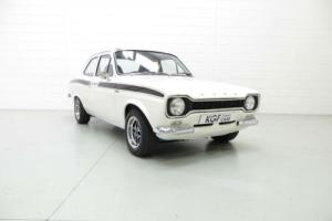 An Impeccable Mk1 Ford Escort AVO RS Mexico Recreation with 21st Century Power