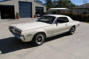 Mercury Cougar 1968 2 Door Coupe in Brisbane, QLD