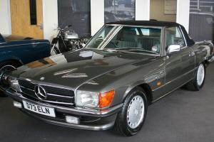 Mercedes 500 SL 1986 (40000 miles from new 2 previous owners)