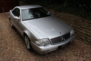 Mercedes Benz SL 280. 44,500 miles. FSH. Mint 2 Owner car. 1999