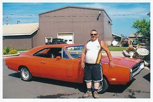 Dodge : Charger R/T 440 PC Six Pack
