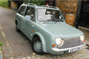 Nissan Pao - Figaros Brother 1liter 5 speed manual For Sale (1990)  Photo