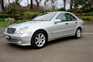 Mercedes Benz C220 CDI Diesel UP Date MY05 Full Mbenz Service Rego RWC in Melbourne, VIC