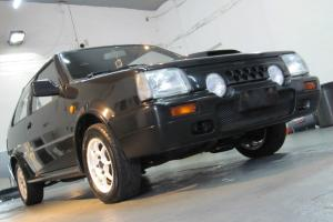 Datsun Micra standard car Black eBay Motors #140966368888