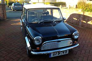 ROVER MINI COOPER 1991 (UNDER 12,000 MILES FROM NEW)