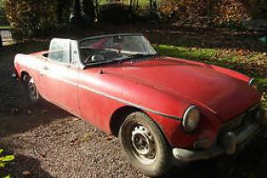1969 MGB TVR POWERED V8 SEBRING (PROJECT)